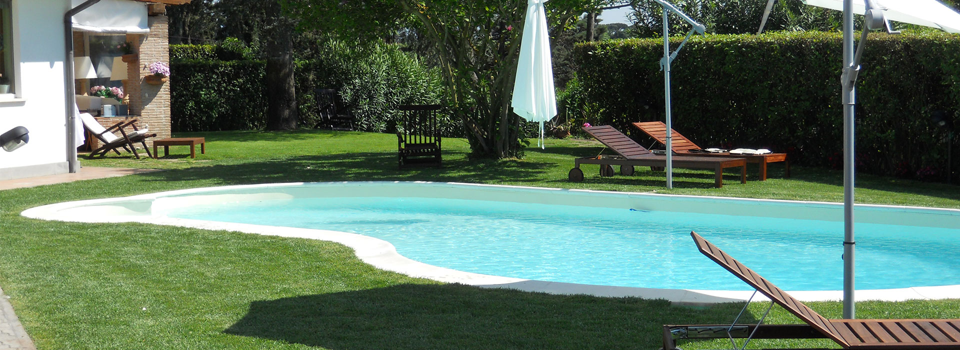 Vendita Piscine Interrate E Fuoriterra Country Piscine